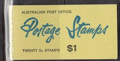 Australia #399a VF/NH Complete Booklet