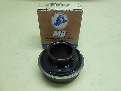 MB Manufacturing Nyla-K Mounted Ball Bearing ER-16