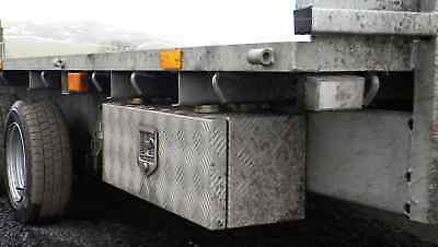 Alloy Underbody Straps & Chains  Aluminuim Storage Tool Boxes