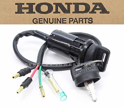 New Genuine Honda Ignition Key Switch 03 04 05 06 07 CRF230 F OEM Lock #H58