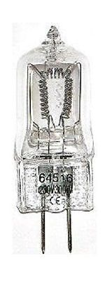 COUGAR BRAND 300W GX6.35 220-240V No. 64516 QUARTZ HALOGEN LAMP