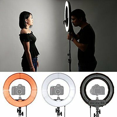 "Neewer Camera Photo/Video 14""/36cm Outer 36W 180PCS LED SMD Ring Light 5500K Dim"