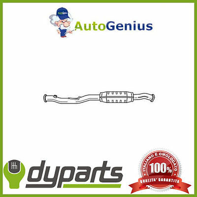 Catalizzatore TOYOTA AVENSIS Station Wagon 1.6 97>00 DYPARTS 44304