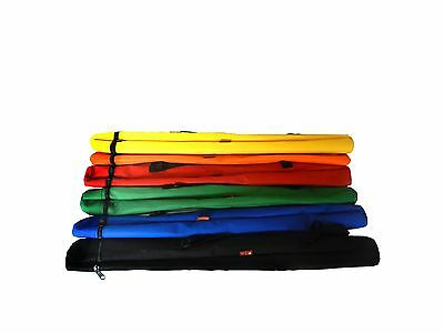 Twirling  Majorette Dance Baton Bag Case with Shoulder Strap