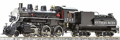Accucraft AL97-203 Southern Pacific 2-6-0 M-6 #1744, Live-Steam, 1:32, Neu, OVP