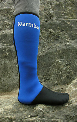 Warmbac Caving Double Lined Neoprene Wetsuit Short Socks/Long Socks