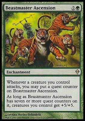 ASCENSIONE DEL DOMATORE - BEASTMASTER ASCENSION Magic ZEN Mint
