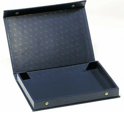 Lighthouse Jewel Box Carrying Case For TAB Trays Coin Storage Display Folder