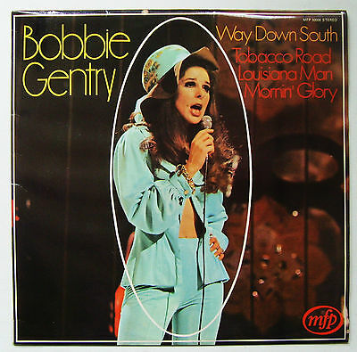 Bobbie Gentry - Way Down South - 1972 Re-Issue (VG/EX)
