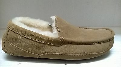 3c03f5ac4bc NEW NIB MEN S Ugg Scuff Suede   Shearling Indoor Outdoor Slippers ...