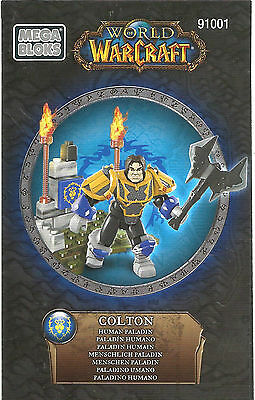 World of Warcraft Colton Mega Bloks 28 Teile