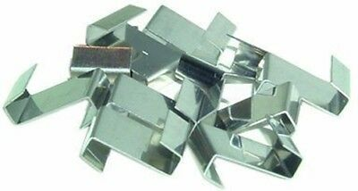 Stainless Steel Greenhouse Glass Z Overlap Glazing Clips x 100 Free Delivery