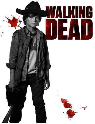 Carl Grimes from The Walking Dead T-Shirt