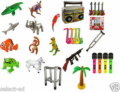 Inflatable Blow Up Toys Hen Stag Party Fancy Dress Accessory Play Halloween Toys