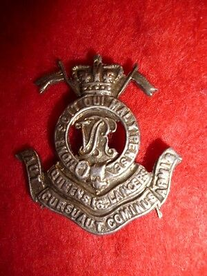 The 16th Queen's Lancers SP Victorian Sweetheart Pin