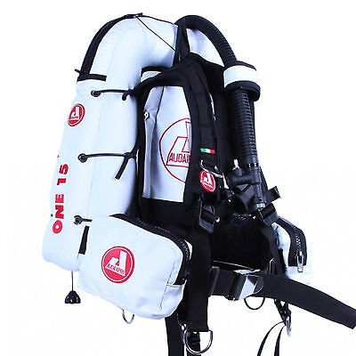 UK BCD AUDAXPRO ONE 27  WHITE size A (M-L-XL)