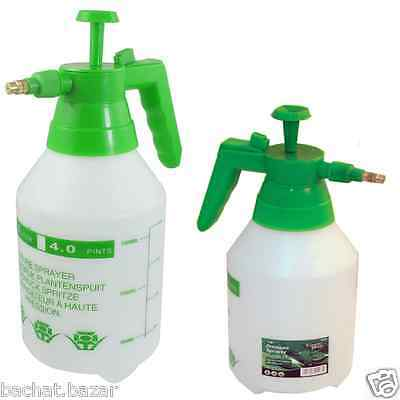 Garden Pressure Sprayer Bottle Water Chemical Weed Killer Pesticides Hydroponics