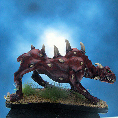 Painted Ral Partha Crucible Beast