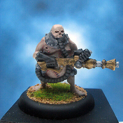 Painted Privateer Press Warmachine Miniature Bile Thrall