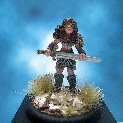 Painted Reaper Miniature Nadia of the Blade
