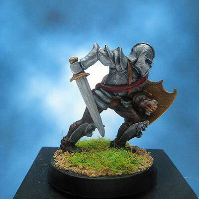 Painted Ral Partha Crucible Bloodguard Swordsman