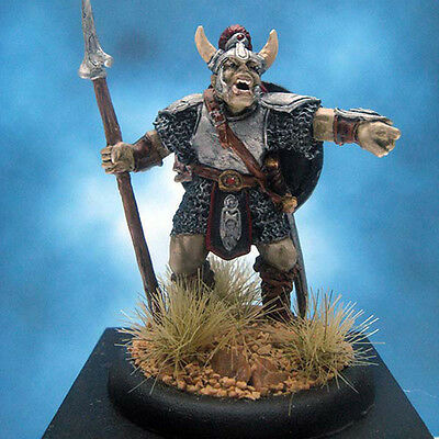 Painted Reaper Miniature Skarr Orc Warlord