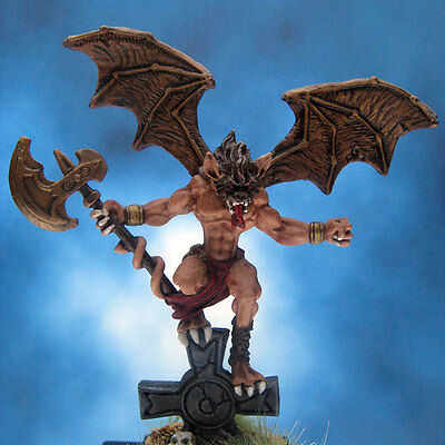 Painted Reaper Miniature Crypt Bat with Axe