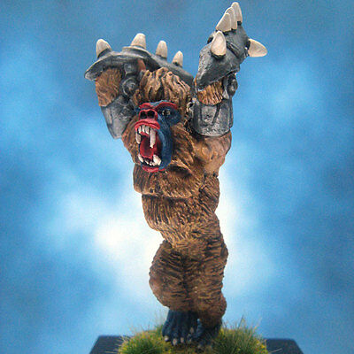 Painted Chainmail Miniature War Ape