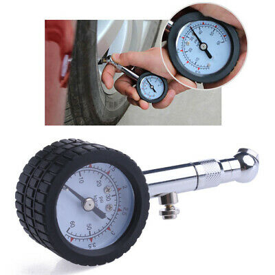 Accurate YD-6025 Car Automobile Tire Air Pressure Gauge 0-60 psi Dial Meter