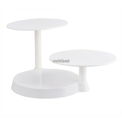 round White Cake Rack Display Cake Stand 3 Tier For New Home Party Wedding