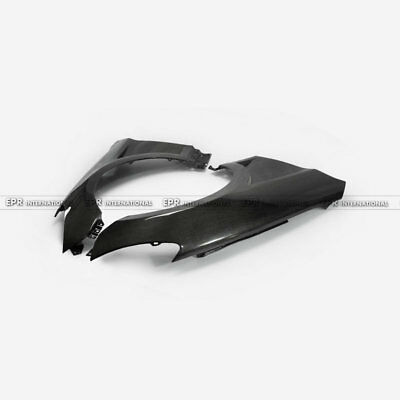 For Hyundai Genesis Coupe 09 H1-Style Vented Carbon Front Fender 2pcs