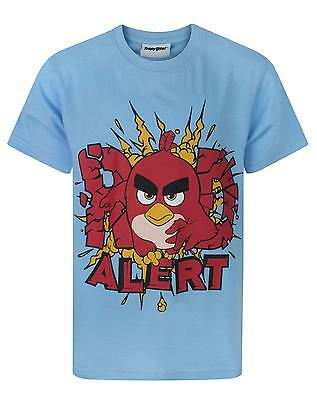 Angry Birds Red Alert Boy's T-Shirt