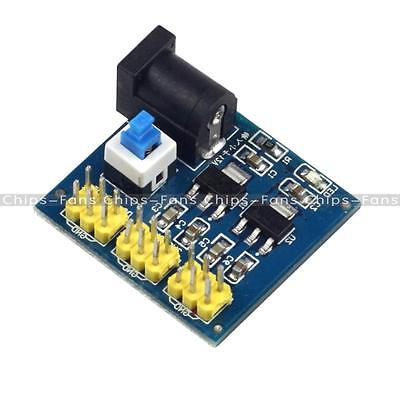 DC-DC 12V To 3.3V 5V Buck Step-down Power Supply Module For Arduino NEW