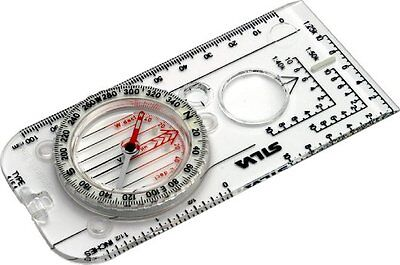 Silva Expedition 4 Compass 360 D of E Scouts Orienteering Navigation Map Reader