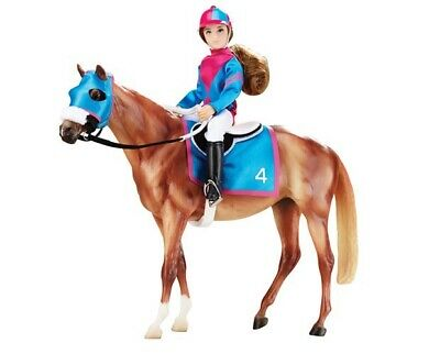 Breyer Horse Traditional Series #1727 Let's Go Racing -New-Factory Sealed!