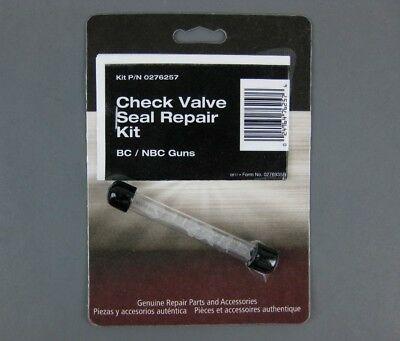 Titan Check Valve Seal Repair Kit BC/NBC Guns 0276257