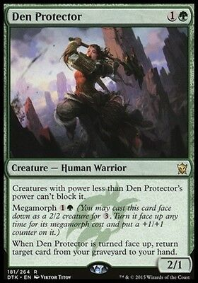 PROTETTRICE DEL RIFUGIO - DEN PROTECTOR Magic DTK Mint