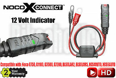 Noco GC015 X-Connect 12V Indicator - Compatible with G750, G1100, G3500, G7200