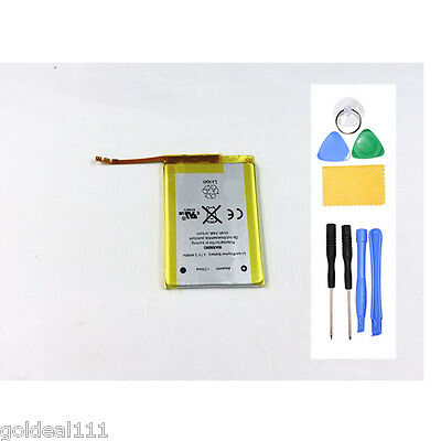 NEW Replacement Internal Battery for iPod Touch 4th Gen 4G + 8 Piece Tool Kit *