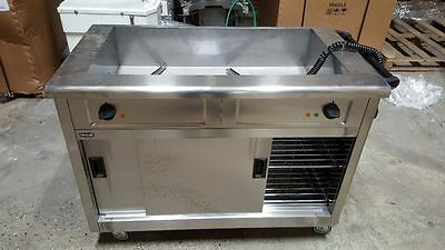 Lincat Hot Cupboard with Bain Marie GBM3A