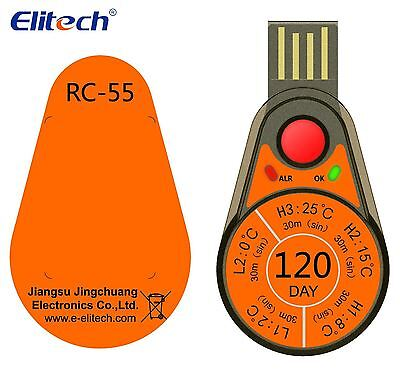 Single-use Temperature Data Logger RC-55