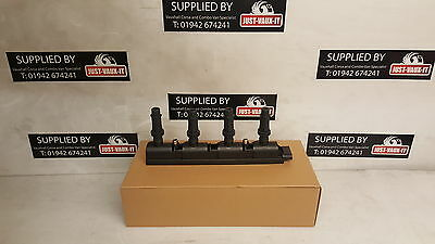 vauxhall astra corsa meriva 1.2 1.4 ignition module coil pack 6 months warranty