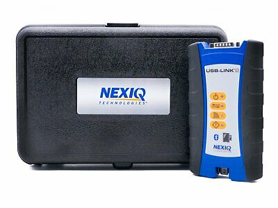 Nexiq USB Link 2 WiFi Edition Comm Interface Adapter Truck J1939 J1708 124034
