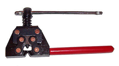 Motorcycle chain link extractor 415-530, not suitable for larger 'O' ring chains