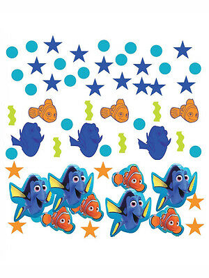 3 Assorted Bags Finding Dory Birthday Party Table Confetti Sprinkles Decoration