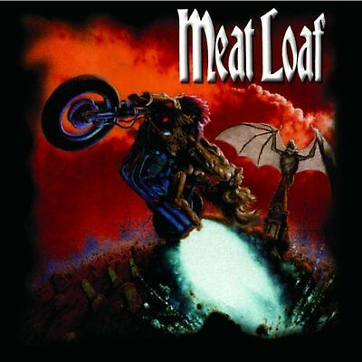 Meat Loaf Bat Out Of Hell Greeting Birthday Card Any Occasion Album Official