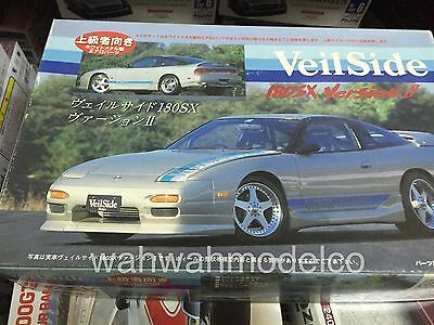 Fujimi 1/24 Veilside 180Sx Ver Ii 18638 With Metal Parts Discontinued & Out Of P