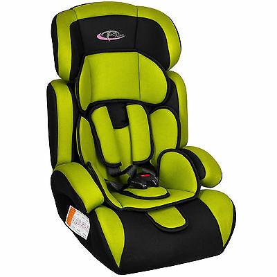 Convertible Baby Child Car Seat & Booster Group 1 2 3 9-36 kg new