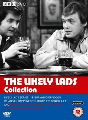 The Likely Lads: Collection (Box Set) [DVD]