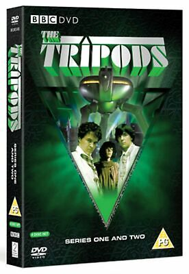 The Tripods: Series 1 and 2 (Box Set) [DVD]